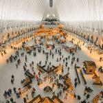 World Trade Centre Wayfinding