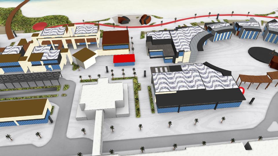 Professional 3D Floor Plan Modelling - 3D Wayfinder
