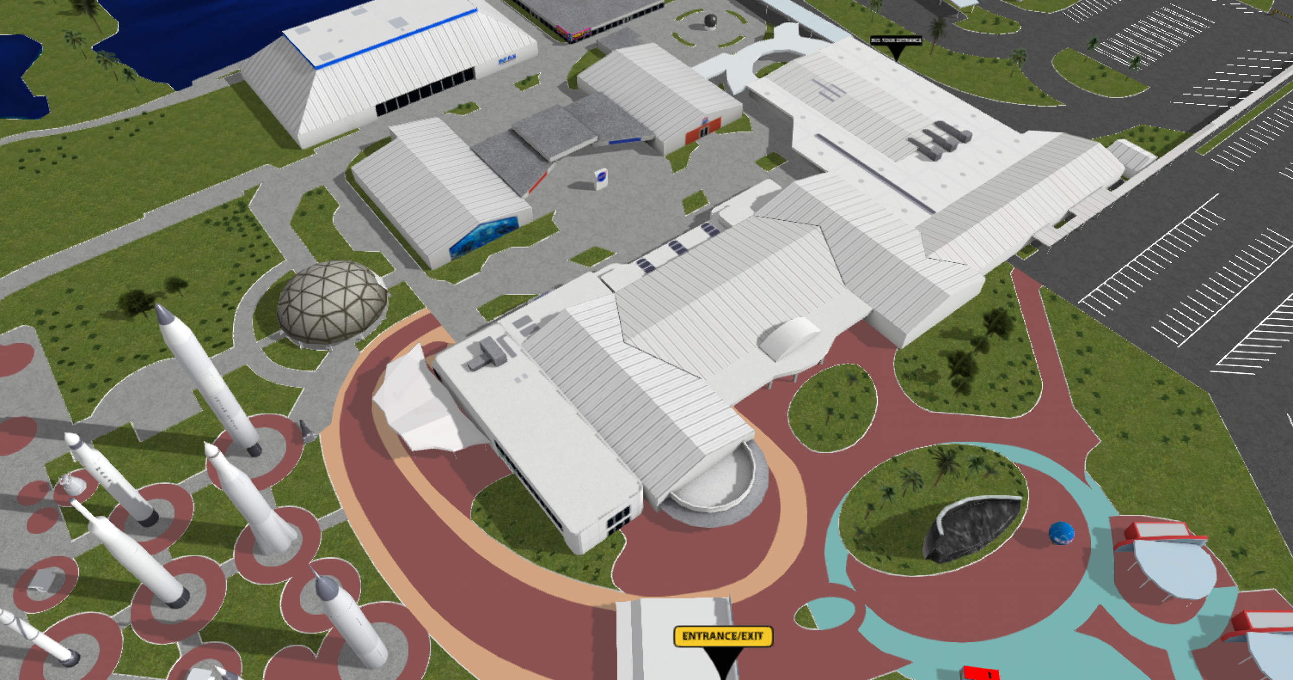 Interactive 3d Buildings And Floor Plans