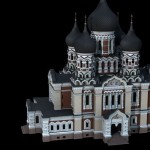 Best 3D Architectural Exterior model 2014