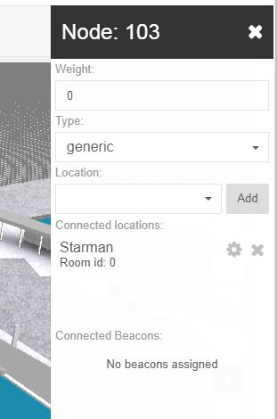 edit node menu