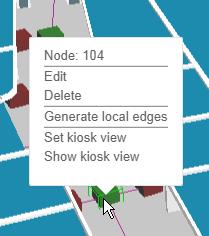 edit node options
